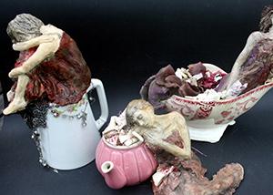 Béatrice Bauchart, Sculpteur, Plasticienne
