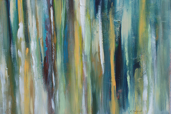 Chantal Dufayet, Artiste peintre