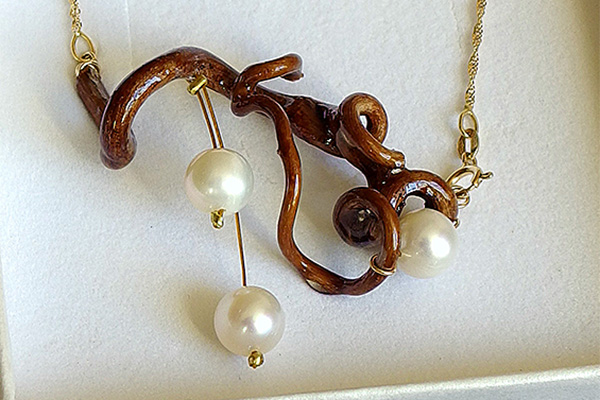 Annabelle Degroote, Créatrice de bijoux