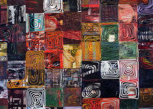 Xavier G.ARNO, Artiste peintre