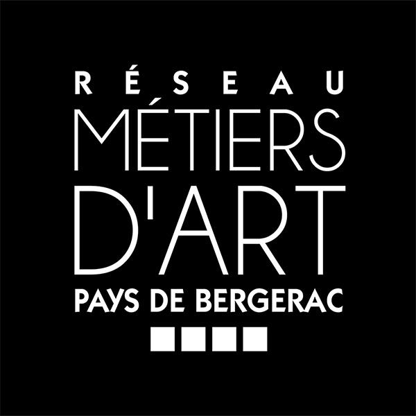 logo métiers d'Art Grand Bergeracois