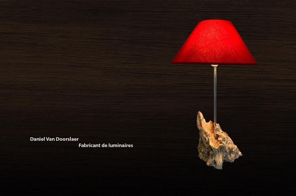 Daniel Van Doorslaer_Fabricant de luminaires