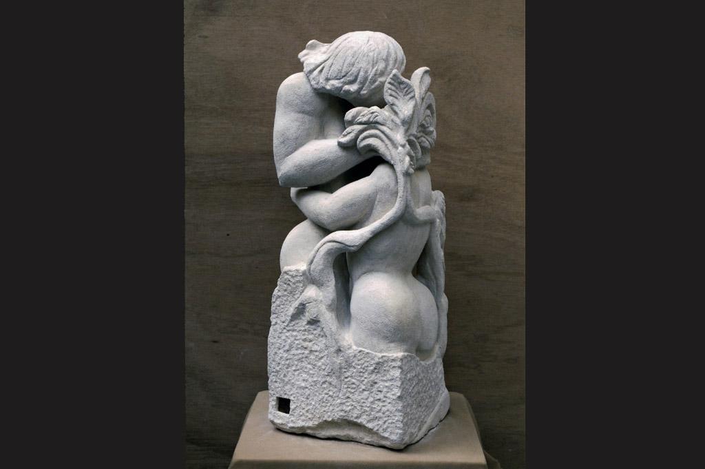 sculpture-pierre-couple-derzou