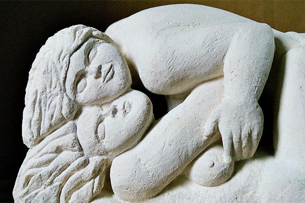 Derzou, Sculpteur